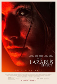 the lazarus effect movie poster image